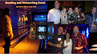 Bowling and Networking Evente