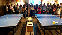 Season Kick-off: Ping Pong Networking Event